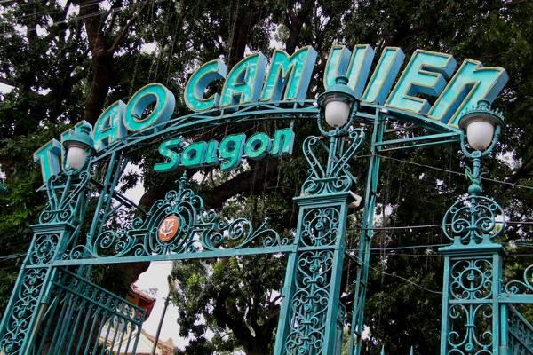 Vé máy bay đi Sài Gòn - Dạo Thảo Cầm Viên