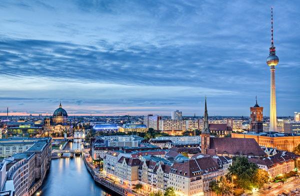 Những thành phố nên ghé thăm tại Đức