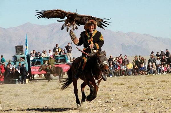 Thung lũng Yolyn Am, Mông Cổ