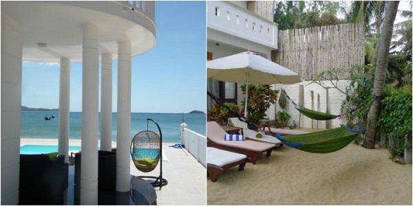 Vé máy bay đi Quy Nhơn - Villa Relax ở Gahn Do