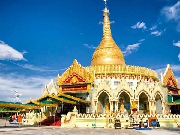 Tham quan các khu vực xung quanh chùa Sule