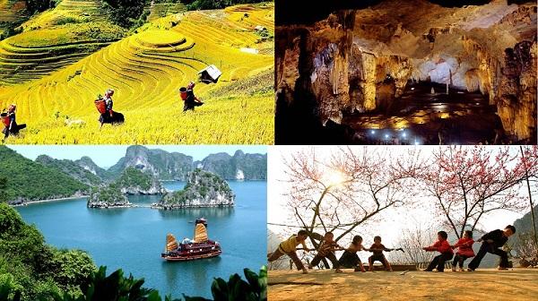 Vé máy bay đi Hà Nội - Du lịch mọi miền Việt Nam