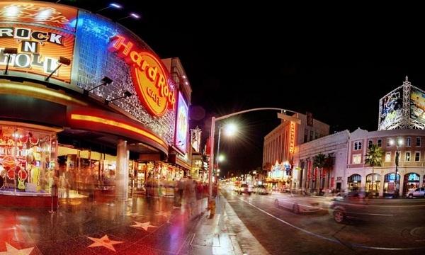 Ghé thăm kinh đô ánh sáng – Los Angeles