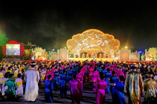 Các lễ hội du lịch tại Huế