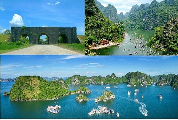 Vé máy bay đi Chu Lai -Những di sản thế giới tại Việt Nam