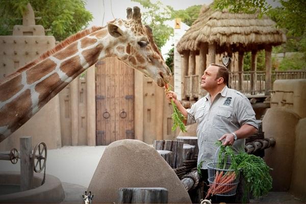 Khám phá đời sống hoang dã tại vườn thú Franklin Park
