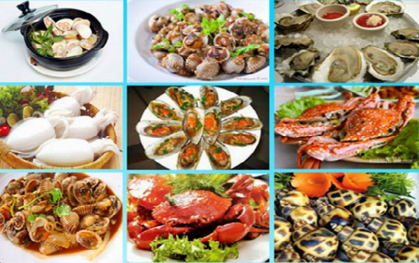 Vé máy bay đi Đà Nẵng - Đồ ăn ngon và rẻ thì miễn bàn