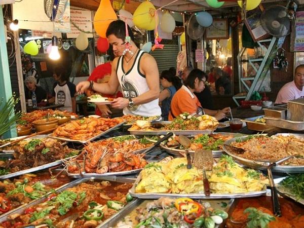 Chuyến du lịch hấp dẫn tại Thái Lan