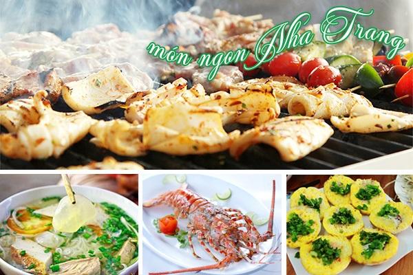 Cùng Vietnam Airlines thưởng thức ẩm thực Nha Trang