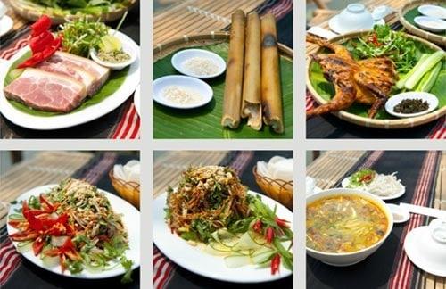 Đến Pleiku thưởng thức ẩm thực phong phú của phố núi