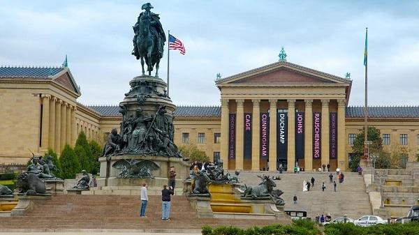 Top 3 địa điểm tham quan không thể không đến tại Philadelphia