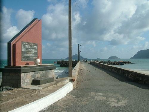 Vé máy bay đi Côn Đảo - Nơi ghi dấu lịch sử Cồn Đảo