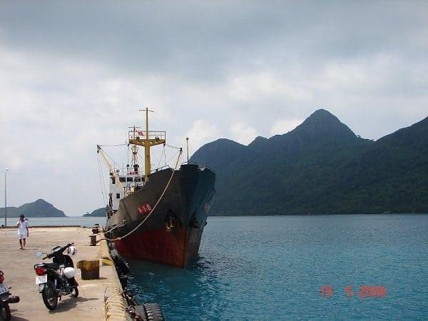 Cảng Bến Đầm1