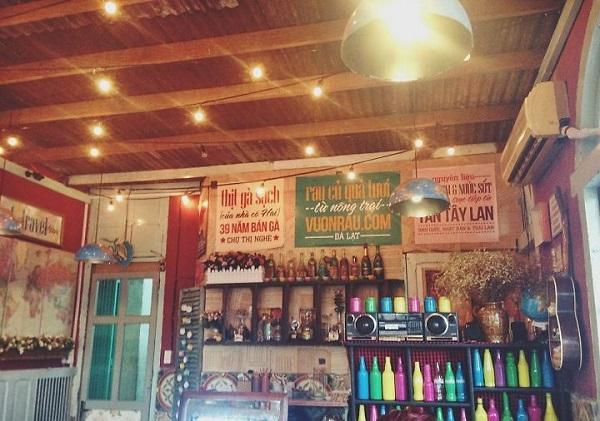 Đẹp – độc – lạ, những quán cà phê ở Sài Gòn đang chờ bạn khám phá