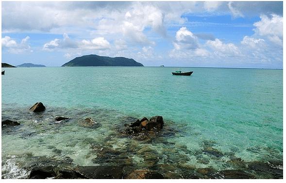 Vé máy bay đi Côn Đảo - Khung cảnh thiên nhiên tuyệt đẹp ở Côn Đảo
