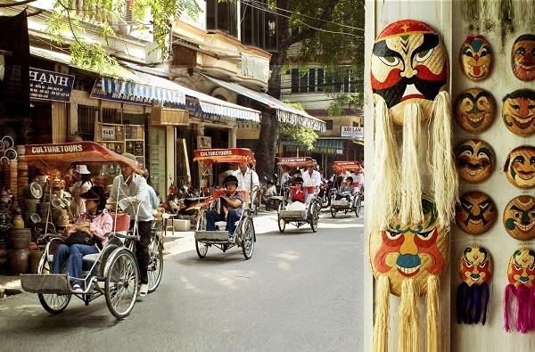Vé máy bay đi Hà Nội - Hơi thở cổ kính giữa lòng thủ đô