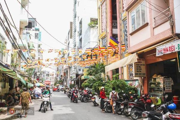 Vé máy bay đi Sài Gòn - Hẻm 18A Nguyễn Thị Minh Khai, quận 1
