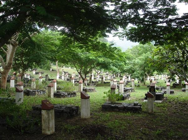 Lịch sử ùa về khi tới thăm Côn Đảo