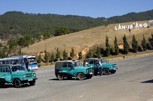 Vé máy bay đi Đà Lạt - Đến Lang Biang ngắm phong cảnh đẹp nhất của Đà Lạt