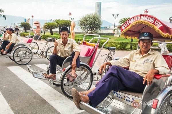 Vé máy bay đi Đà Nẵng - Những con người hiền lành và mến khách