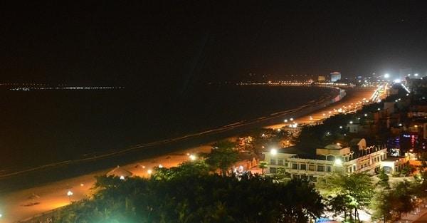Khám phá vẻ đẹp biển Quy Nhơn
