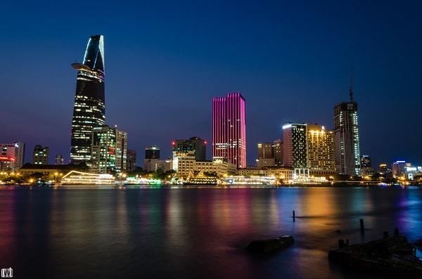 Khám phá sự hiện đại Của Sài Gòn