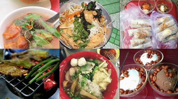 Vé máy bay đi Sài gòn - Thưởng thức ẩm thực Sài Gòn