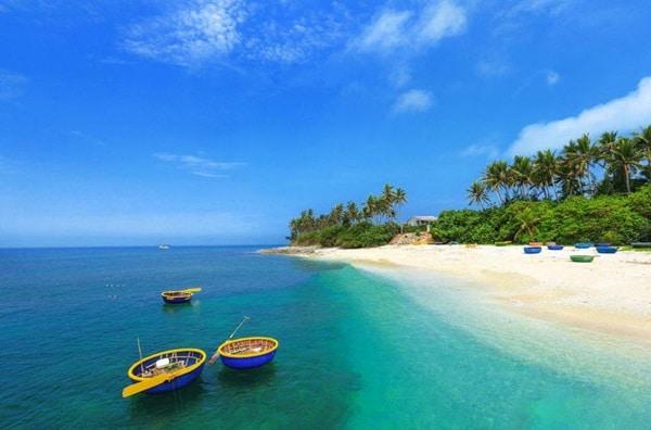 Vé máy bay đi Chu Lai - Tham quan biển đảo Lý Sơn