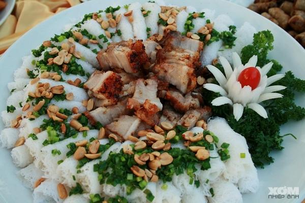 Bạn không nên bỏ qua những món đặc sản chỉ có riêng tạiQuy Nhơn – Bình Định khi đi du lịch tại đây