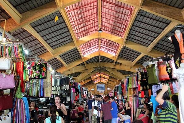 Vé máy bay đi Sài Gòn - Thỏa sức mua sắm ở Chợ Bến Thanh