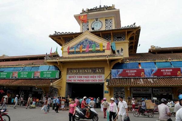 Vé máy bay đi Sài Gòn - Ghé thăm Chợ Lớn