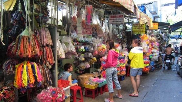 Vé máy bay đi Sài Gòn - Chợ Lớn điểm mua sắm lớn nhất Sài Gòn