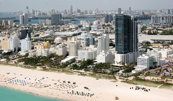 Thiên đường du lịch ở Mỹ – Miami