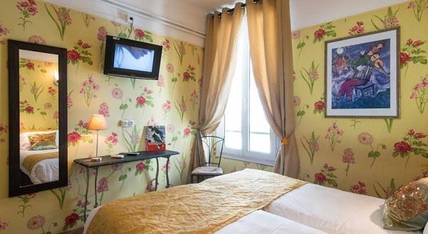 Những khách sạn tốt nhất ở Nice