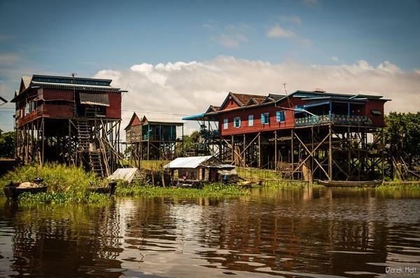 Những gì mong đợi và lý do bạn nên đến 3 làng nổi Siem Reap