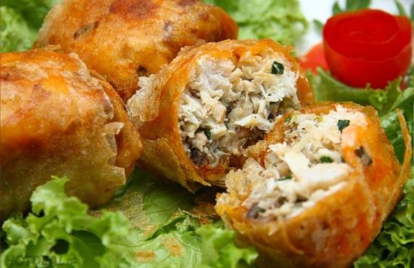 Những món ăn ngon lừng lẫy vùng đất Cảng- Hải Phòng
