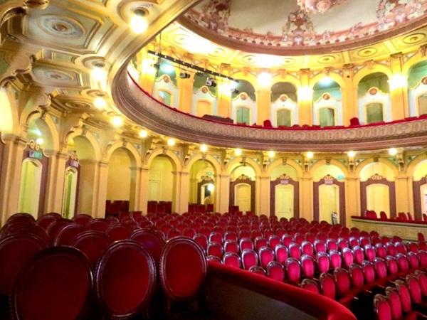 Vé máy bay đi hải Phòng - Thăm Nhà hát lớn Hải Phòng