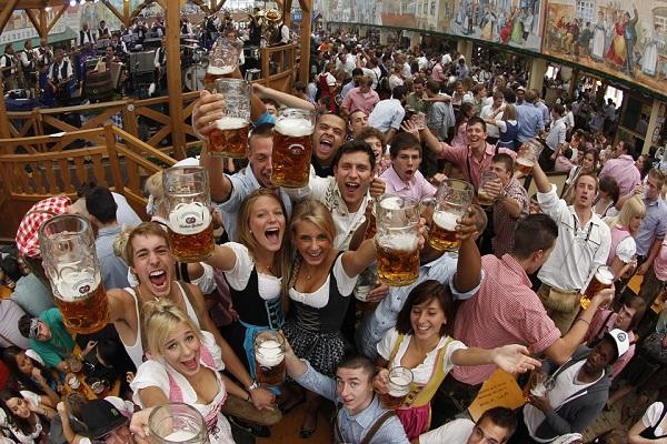 Không thể cưỡng lại trước những điều này tại Đức