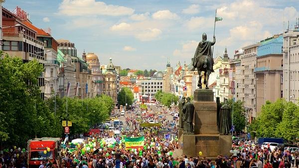 Chuyến đi tới Praha, thủ đô Cộng hòa Séc