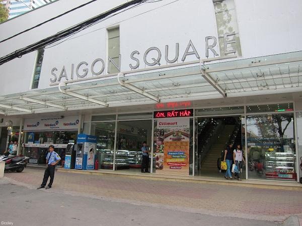 Vé máy bay đi Sài Gòn - Sài Gòn Square