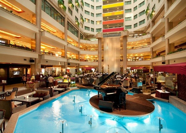 Top 3 khách sạn 5 sao tốt nhất tại Đài Bắc