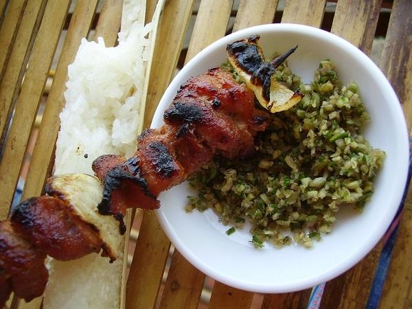Vé máy bay đi Pleiku - Hương vị tuyệt với của cơm lam
