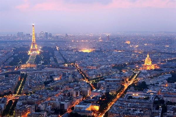 Du lịch Pháp và những việc khó hiểu