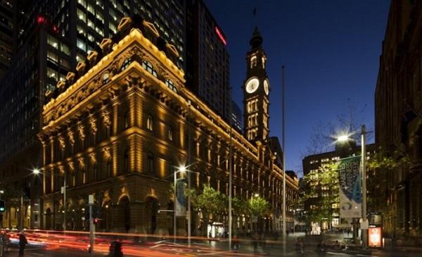 Một số khách sạn được đánh giá cao trong khu vực Sydney