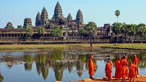 Mua vé máy bay đi Siem Reap giá rẻ tháng 11/2016