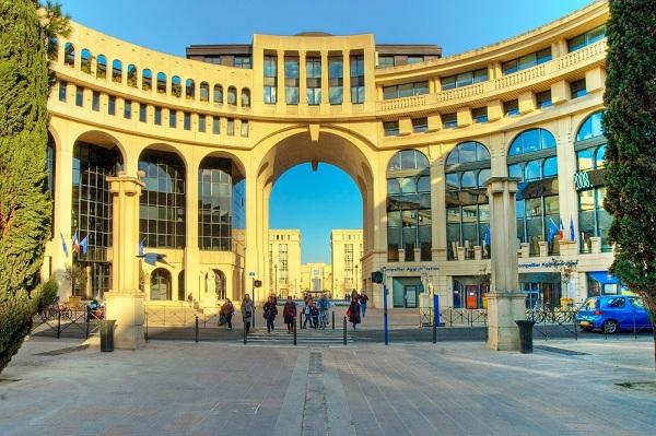 Thời gian tốt nhất trong năm để thăm thành phố Montpellier