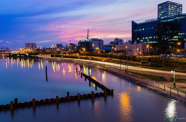 Vé máy bay đi Sài Gòn - Vẻ đẹp đêm Sài Gòn