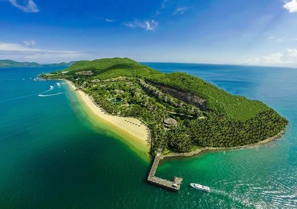 Vé máy bay đi Nha Trang - Vẻ đẹp Đảo Hòn Mun