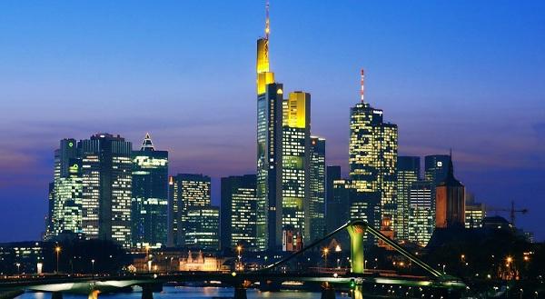 Du lịch đón năm mới tại Frankfurt