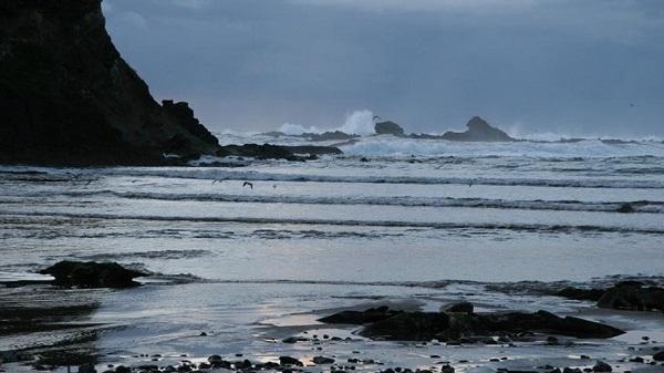 Bờ biển Oregon